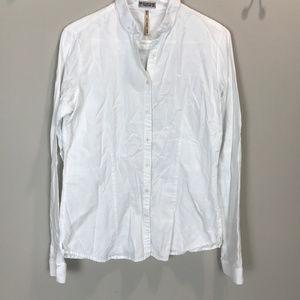 Women's Sz L Pull&Bear Button Down shirt